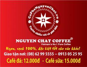 Nguyên Chất Coffee 1000%