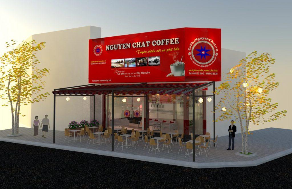 Cà phê nhượng quyền uy tín nhất Việt Nam