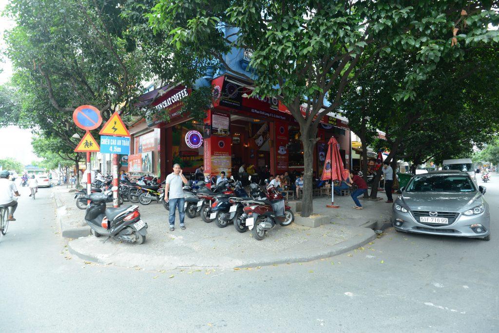 Kinh doanh Cafe nhượng quyền tại Tp HCM