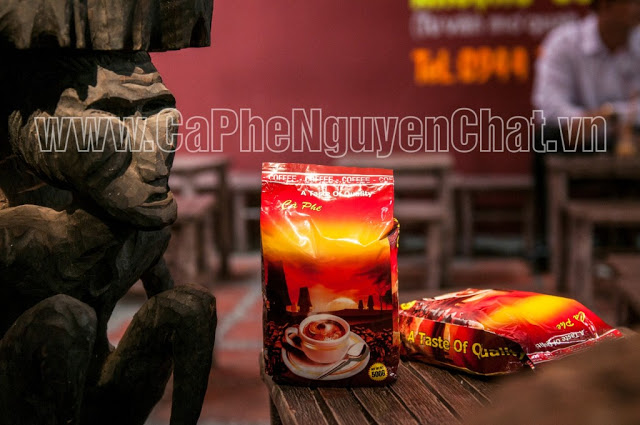 Thương hiệu cà phê sạch số 1 Việt Nam