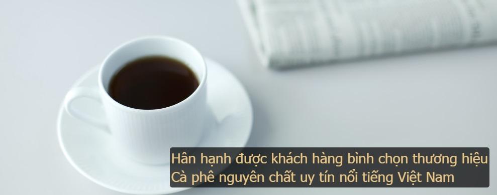 Nguyen Chat Coffee - Thương hiệu cà phê nhượng quyền uy tín