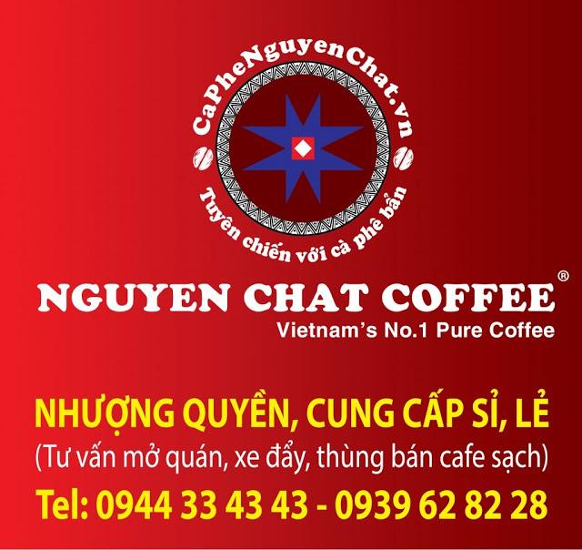 Tư vấn mở quán Cà phê nhượng quyền chi tiết