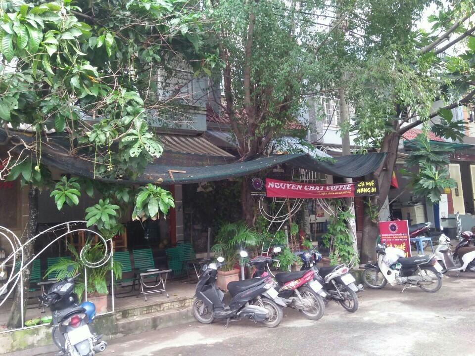 Nhượng quyền thương hiệu mở quán cafe sạch