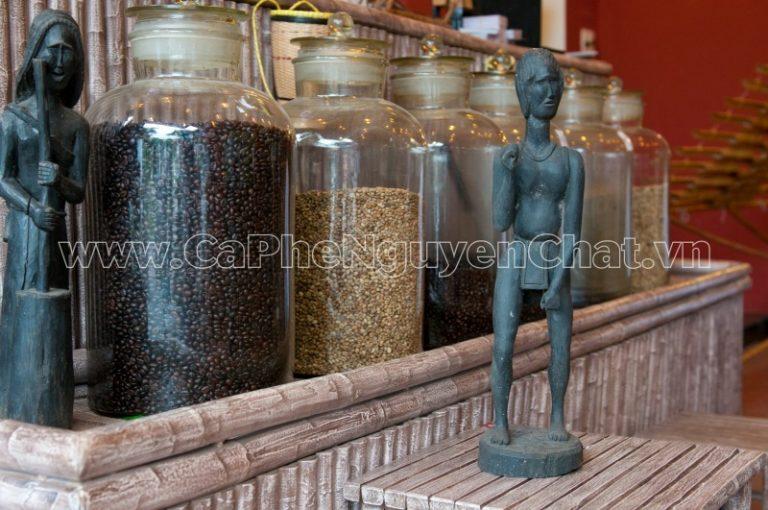 Mở quán cafe - Nguyen Chat Coffee sản xuất, phân phối cà phê bột, cafe hạt và Espresso nguyên chất nhất, chuyên nghiệp nhất