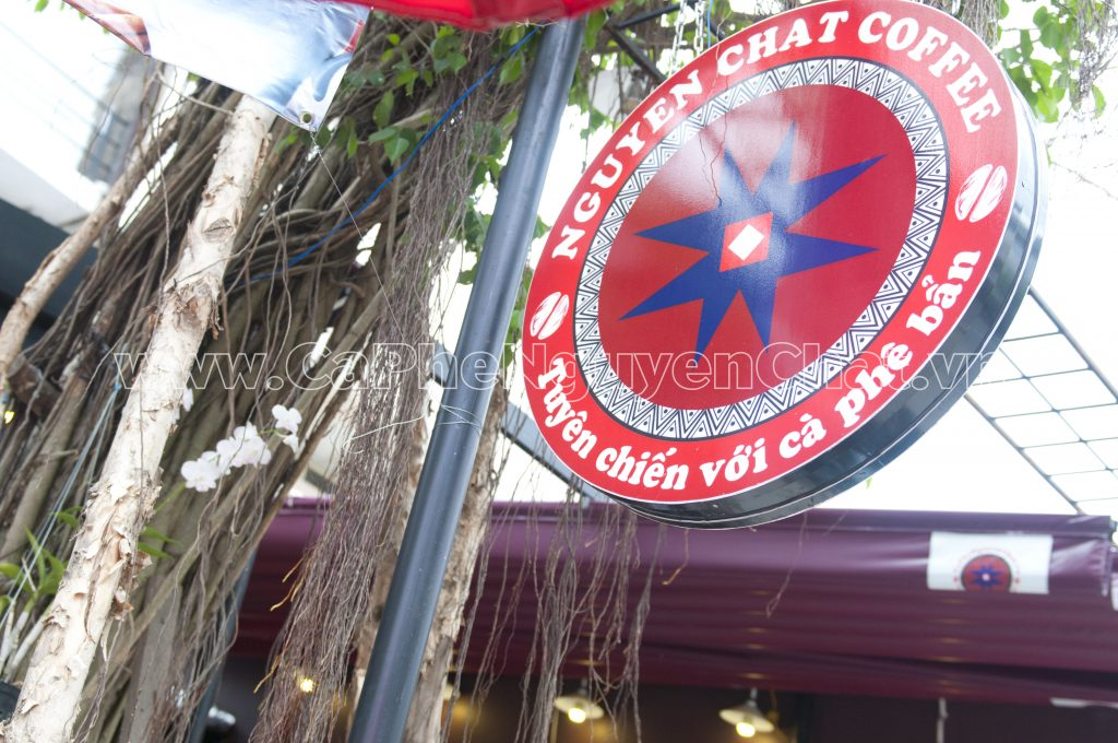 Mở quán cafe Tây Nguyên danh tiếng