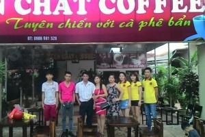 Quán Cà phê nguyên chất c Hậu 28 Đam San, xã Hòa Thắng, Tỉnh ĐăkLăk