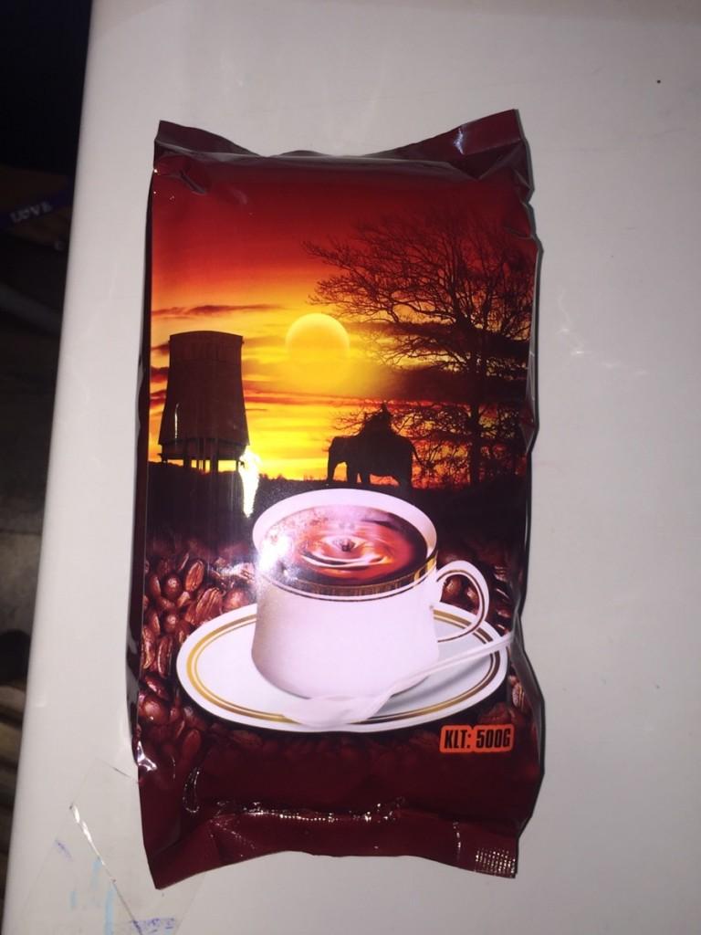 Kinh doanh cà phê nguyên chất bột