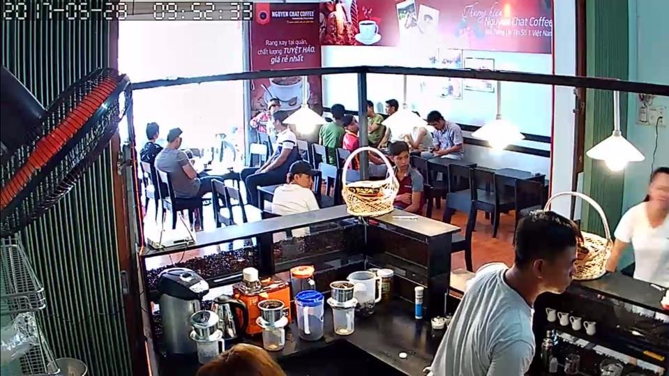 Mở quán cafe nguyên chất đông khách
