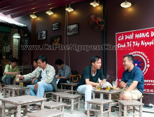 hướng dẫn mở quán cà phê nguyên chất hiệu quả lời nhanh