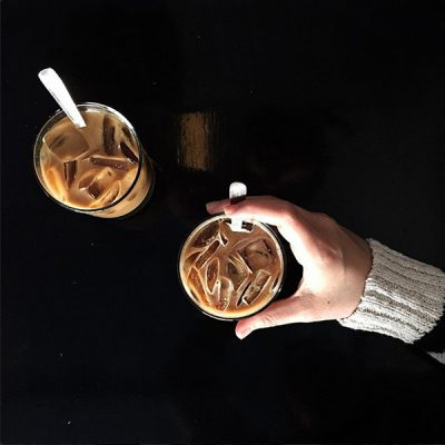 màu nâu cánh gián thể hiện chất thật của cafe nguyên chất