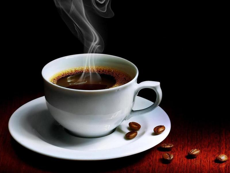 Cafe nguyên chất khiến tinh thần phấn chấn