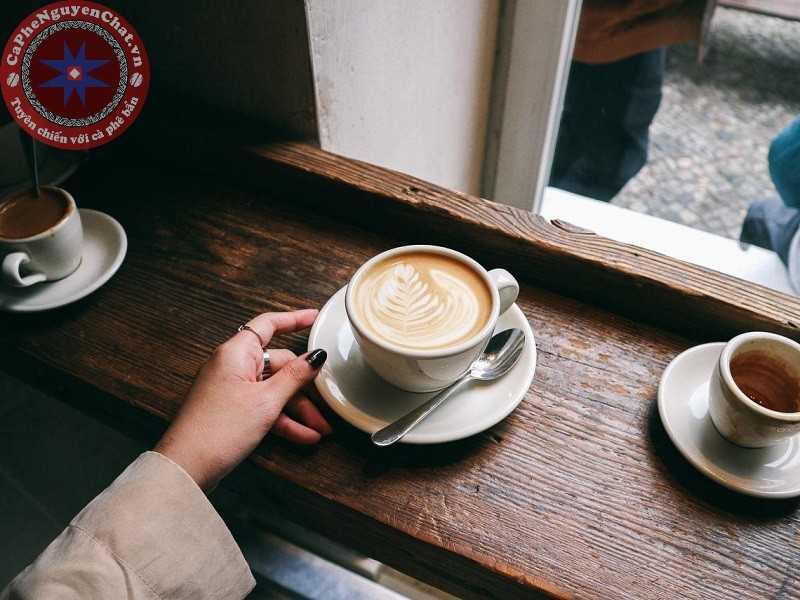 cà phê nguyên chất - người yêu