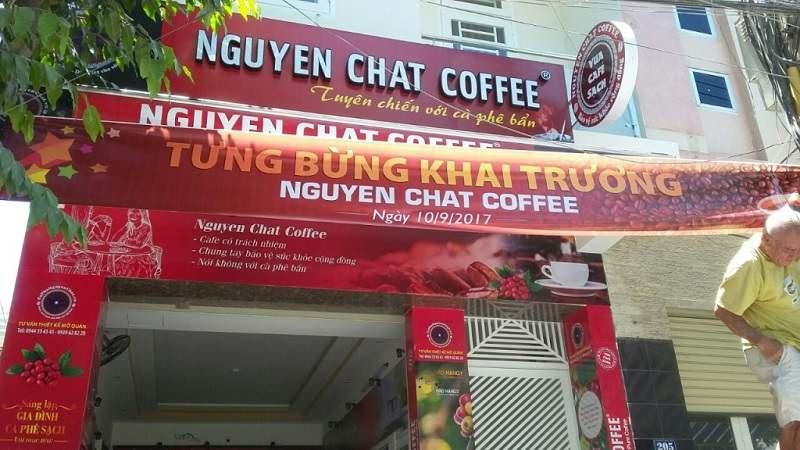 cà phê nhượng quyền không cần quảng cáo