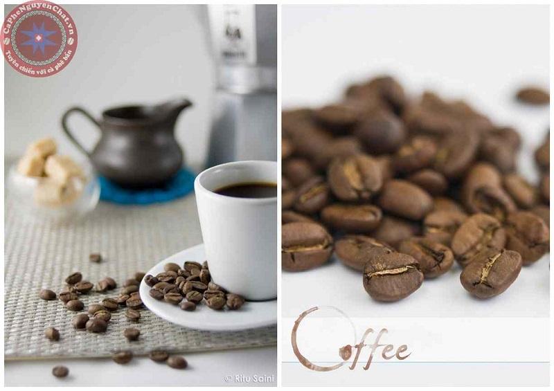cà phê rang xay hảo hạng
