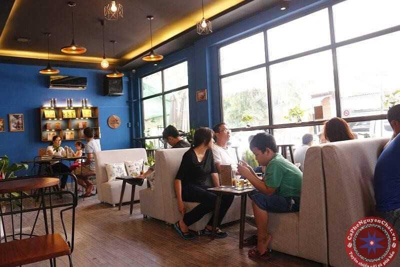 cafe take away nhượng quyền không cần thu hút khách