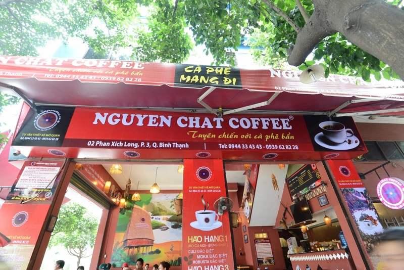 bộ nhận diện thương hiệu khi mở quán cà phê