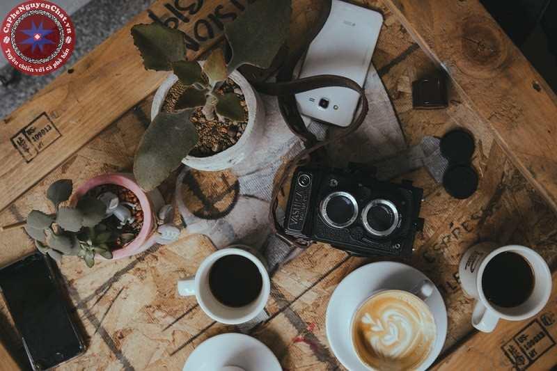 Cà phê rang khác nhau phù hợp với mỗi người.