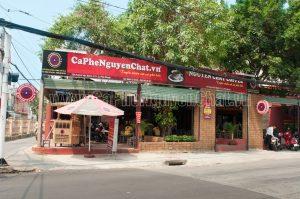 Bảng hiệu quán cafe take away