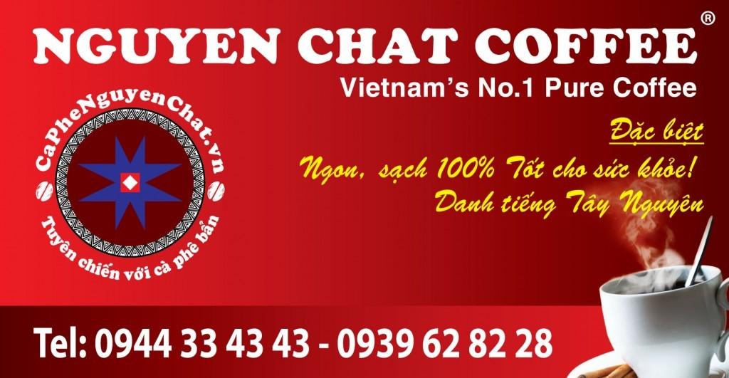 Nguyen Chat Coffee