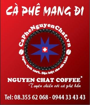 Cà phê sạch 100% - Cà phê nguyên chất