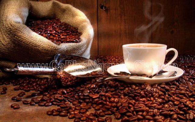 Vị cà phê rang xay