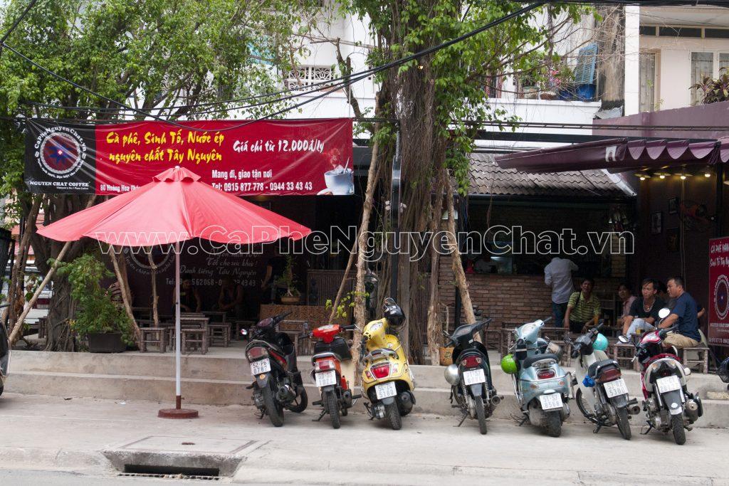Nhượng quyền quán cafe đường Hoàng Hoa Thám Quận Bình Thạnh Tp HCM 02