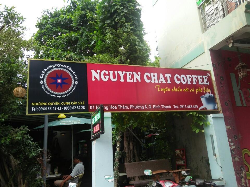 Nhượng quyền quán cafe nguyên chất Số 1 Hoàng Hoa Thám Quận Bình Thạnh Tp Hcm 1
