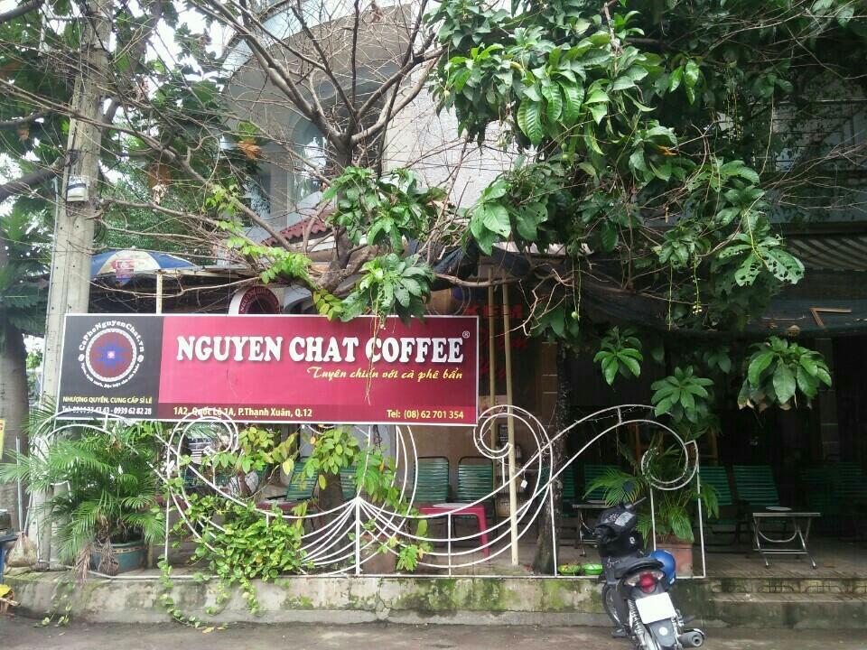 Nhượng quyền cafe nguyên chất quốc lộ 1A tp.HCM