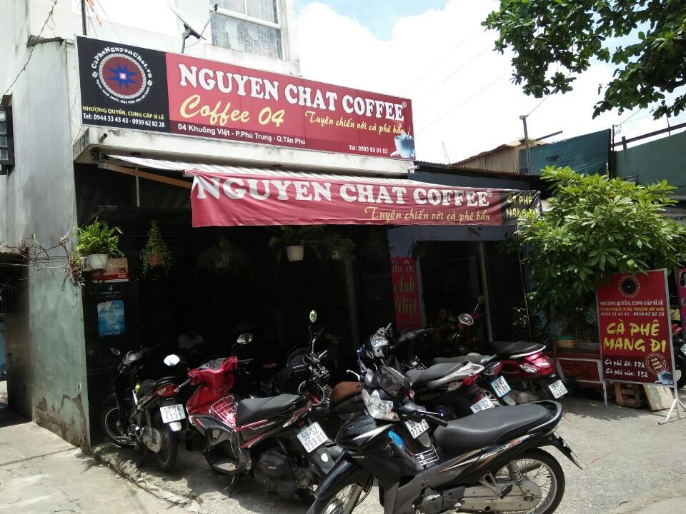 Nhượng quyền quán cafe nguyên chất Quận Tân Phú Tp Hcm 2