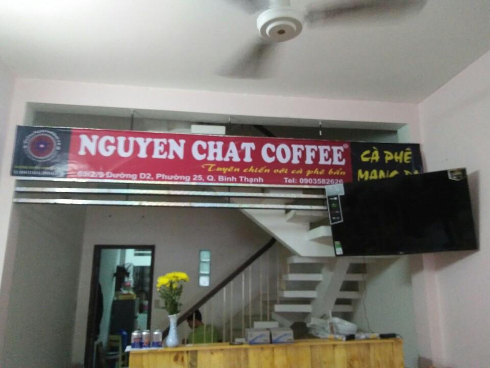 Quán Cà phê nhượng quyền Đường D2, P25, Quận Bình Thạnh, Tp.HCM 2