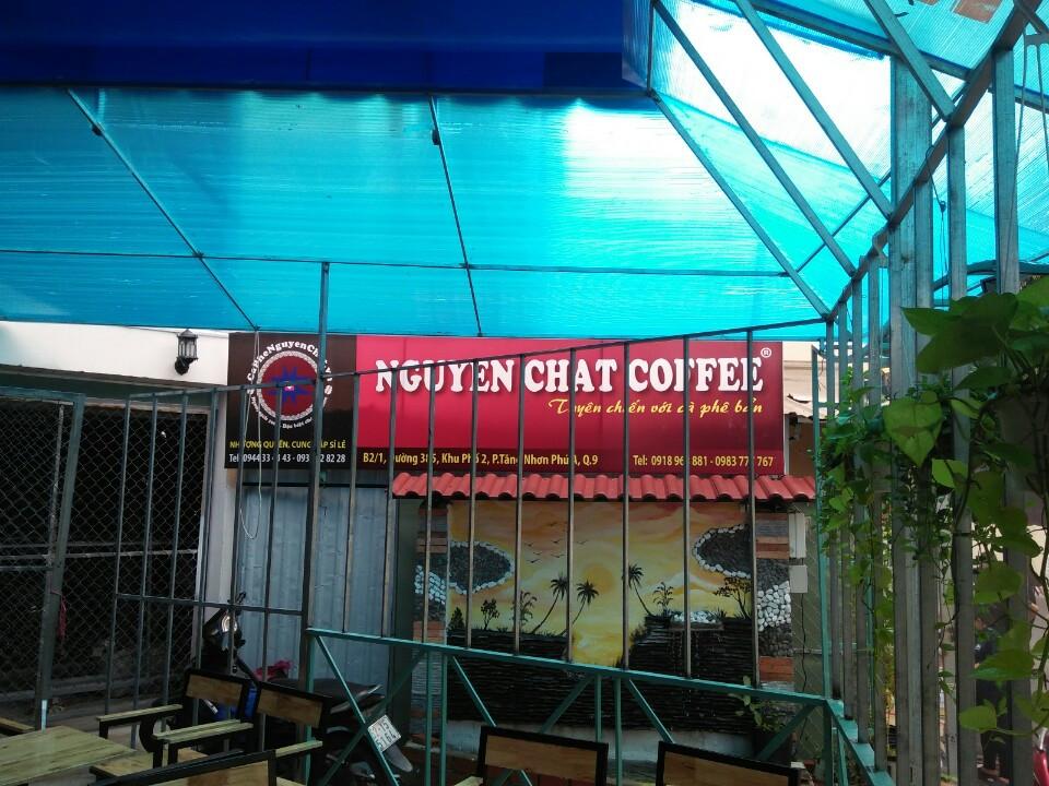 Quán cafe nguyên chất nhượng quyền 1/5 đường 385 quận 9 1