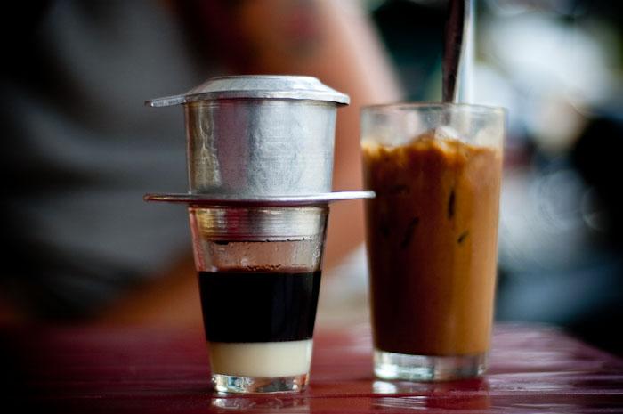 Cách pha cafe ngon với trường hợp pha cà phê phin