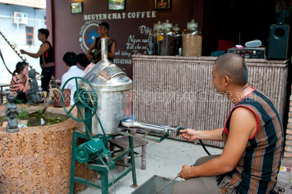 Cà phê sạch Hà Nội - Cafe hạt rang xay tại quán