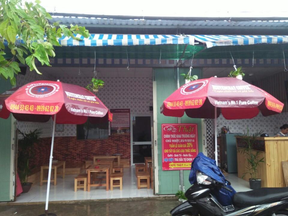 Tư vấn mở quán Cafe nhượng quyền