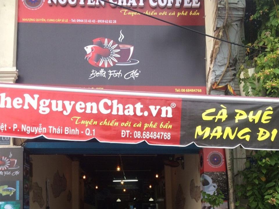 Mở quán cafe nguyên chất ngon đông khách