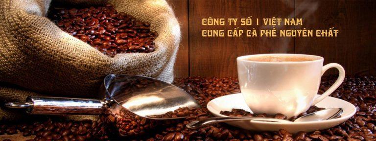Cà phê nguyên chất sạch 100%