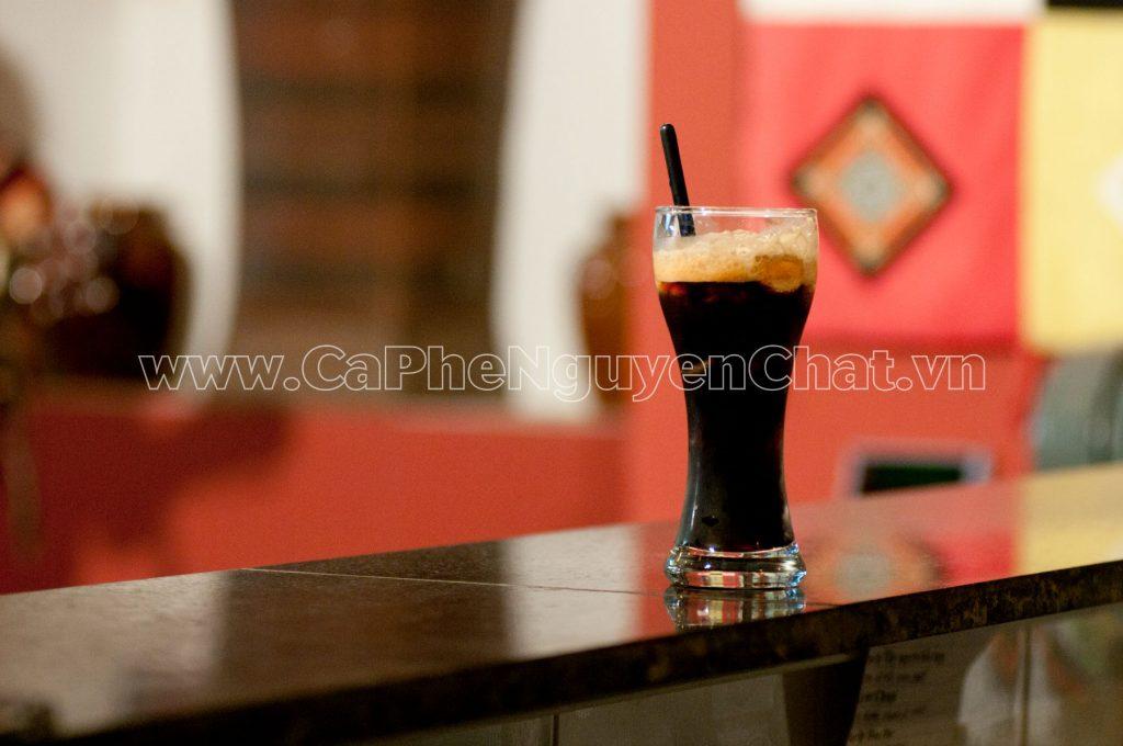 Cách pha cafe lắc ngon
