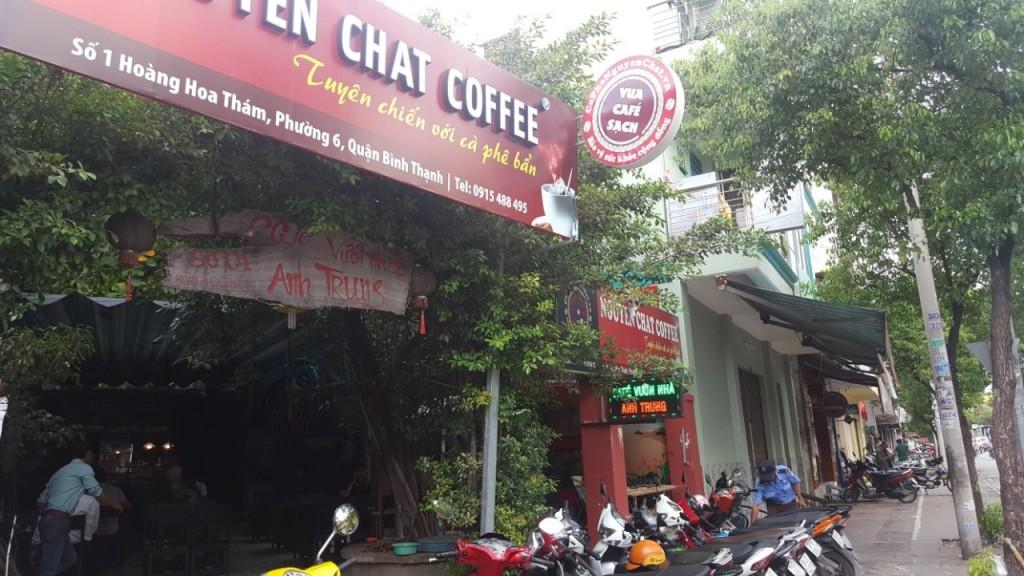 Kinh doanh hiệu quả tối đa với cafe nhượng quyền cùngNguyen Chat Coffee