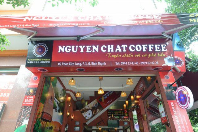 Lợi ích khi hợp tác kinh doanh quán cafe với Nguyên Chất Coffee