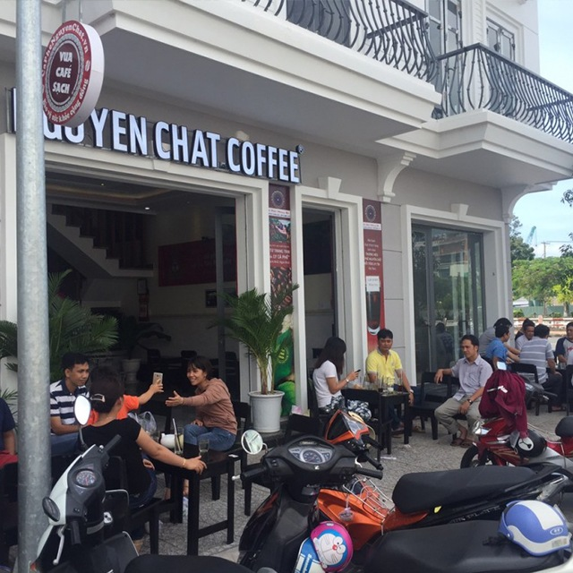 tư vấn mở chuỗi quán cafe nguyên chất thịnh hành