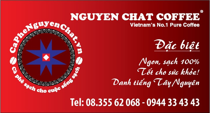 mở quán cà phê vốn ít lời nhiều cùng Cà Phê Nguyên Chất số 1 Việt Nam
