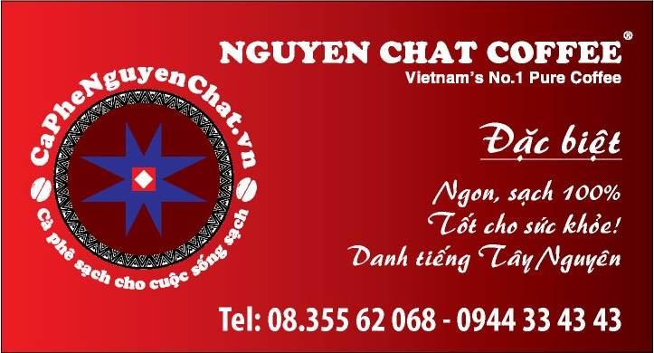 cà phê rang xay - Nguyen Chat Coffee