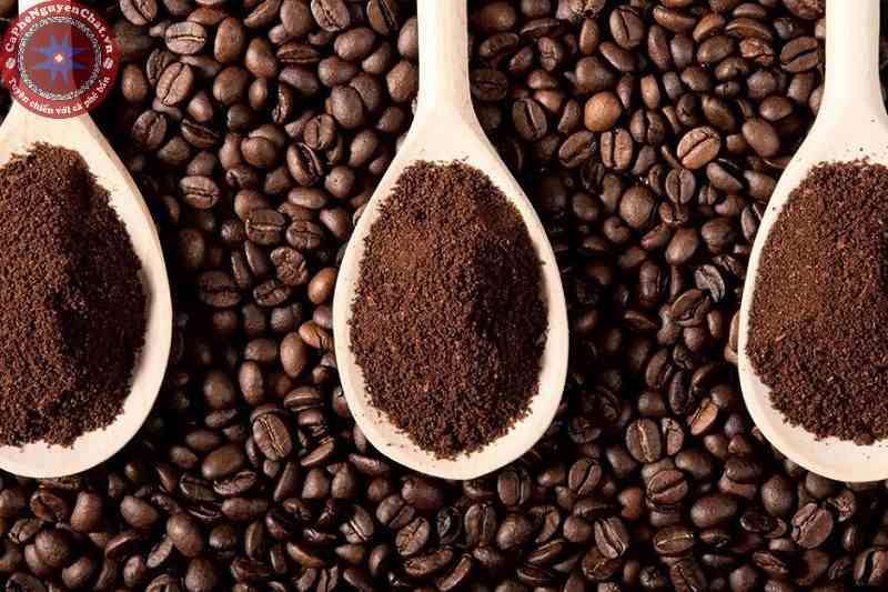 cafe nguyên chất