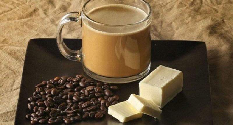 cafe nguyên chất ủ với bơ