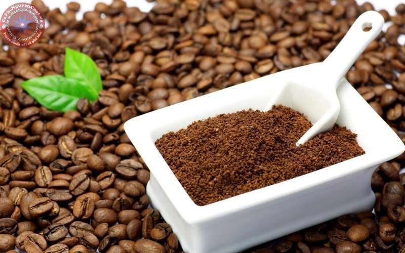 cafe sạch sài gòn làm từ những trái cà phê sạch