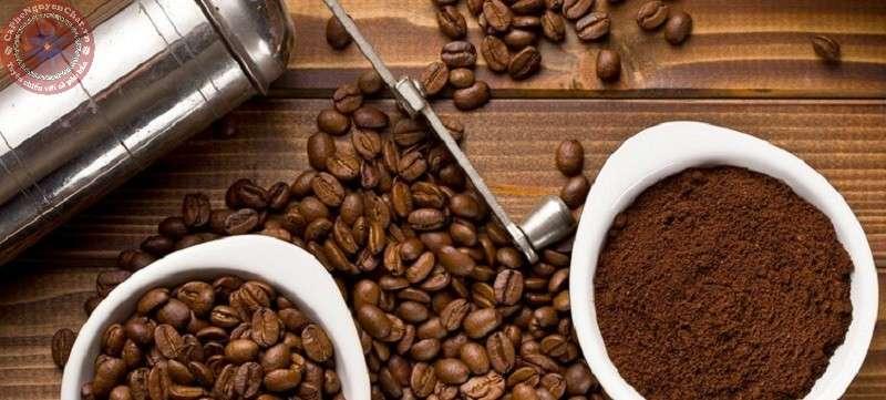 pha chế cafe cần nguyên liệu sạch