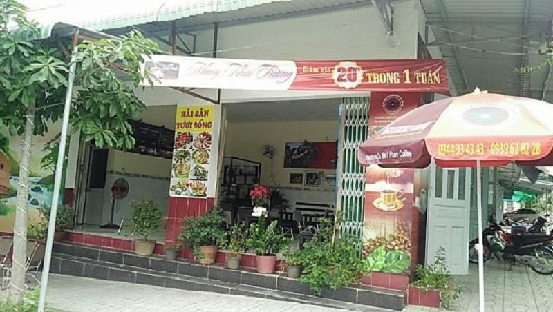 quán cafe sạch của Nguyen Chat Coffee
