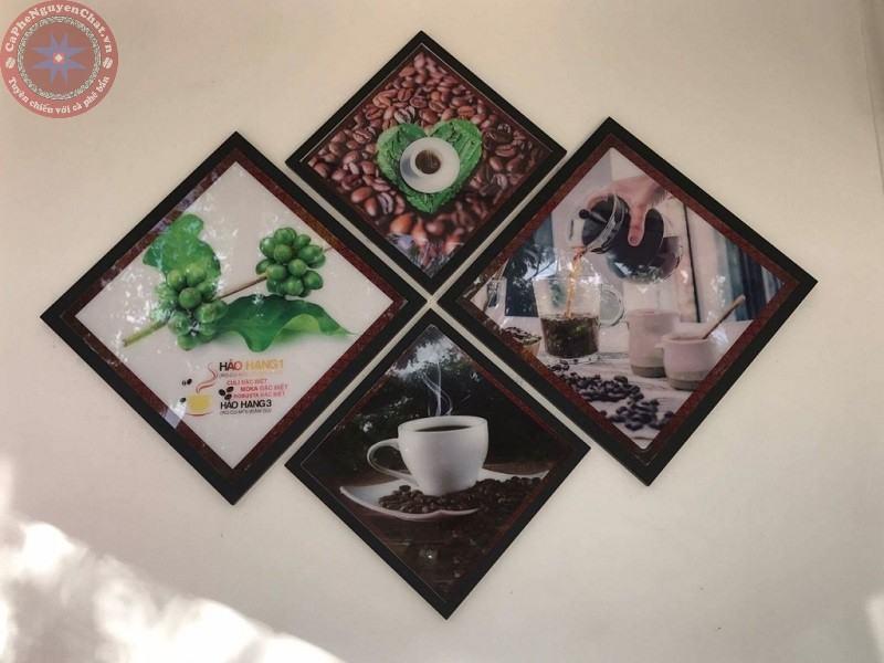 thiết kế quán cà phê cần chú ý có điểm nổi bật