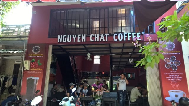Nhượng quyền mở quán Nguyen Chat Coffee trọn gói