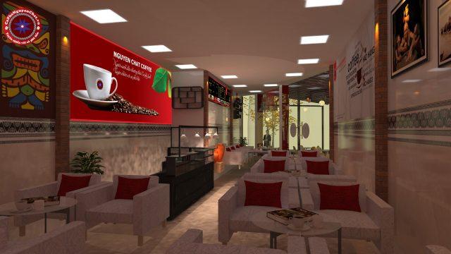 Mở quán cà phê máy lạnh đẳng cấp theo phong cách Ý